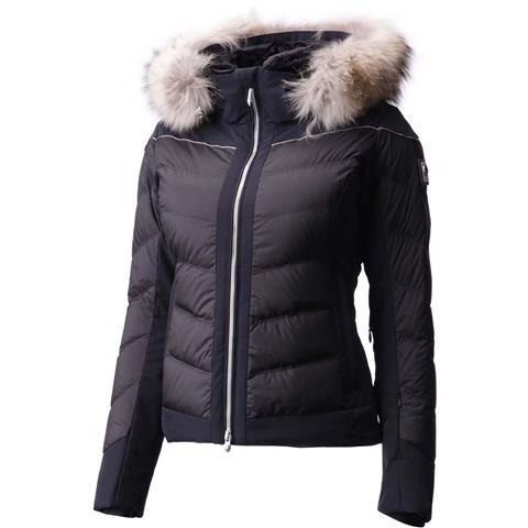 Descente Niya Fur Jacket Womens