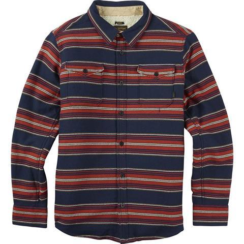 Burton Cole Sherpa Woven Shirt Mens