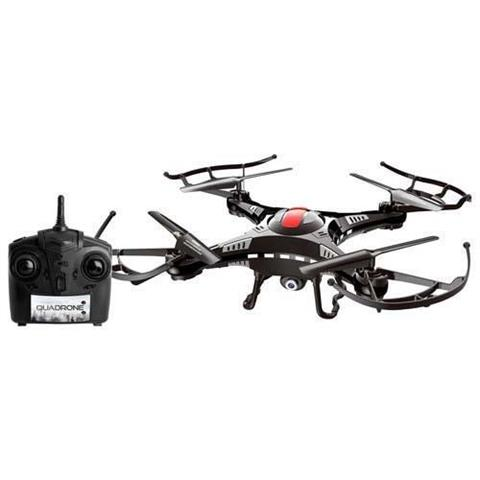 Quadrone Tumbler Cam Drone with built in Camera