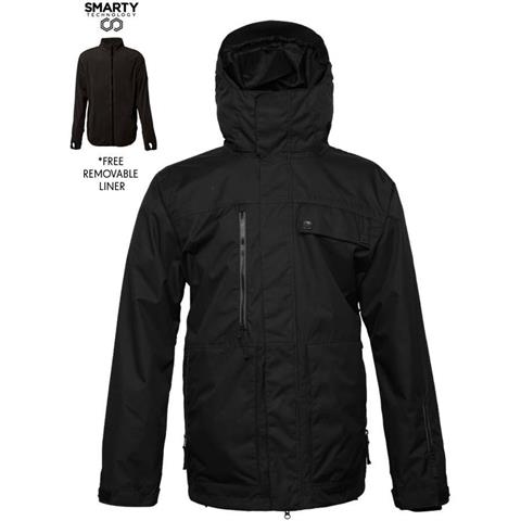 686 Smarty Form Jacket Mens
