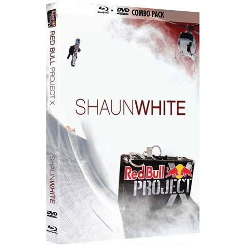 Project X: Shaun White DVD