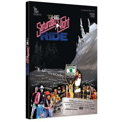 The Saturday Night Ride DVD