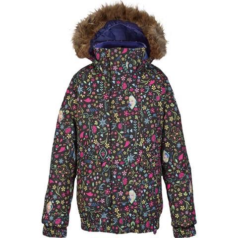 Burton Twist Bomber Jacket Girls