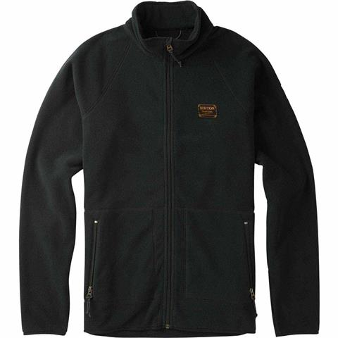 Burton Ember Full Zip Fleece Mens