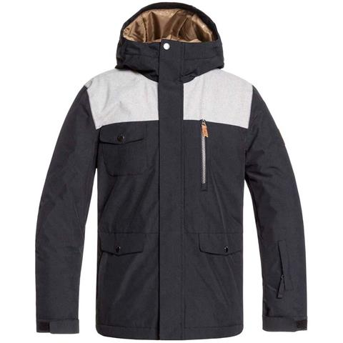 Quiksilver Raft Jacket - Boy's