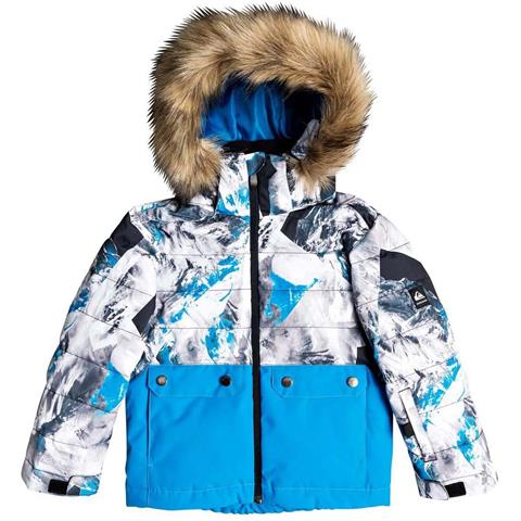 Quiksilver Edgy Jacket - Toddler
