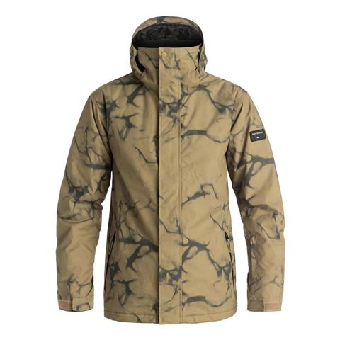 Quiksilver Mission Printed Jacket Mens