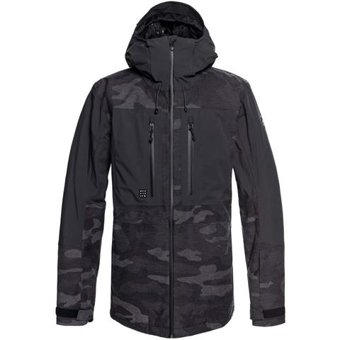 Quiksilver Stretch Fjord Jacket Mens