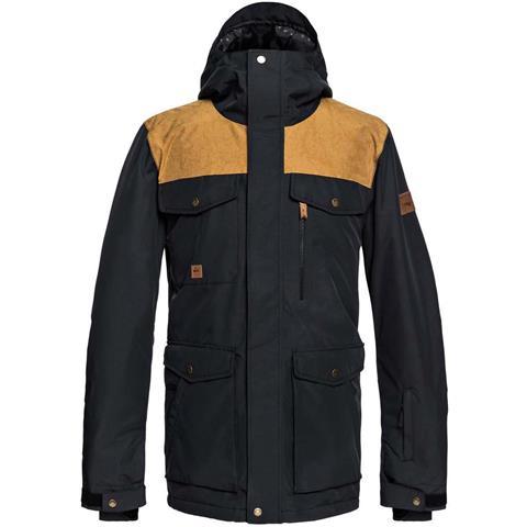 Quiksilver Raft Jacket Mens