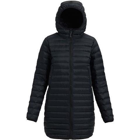 Burton Evergreen Long Down Jacket Womens