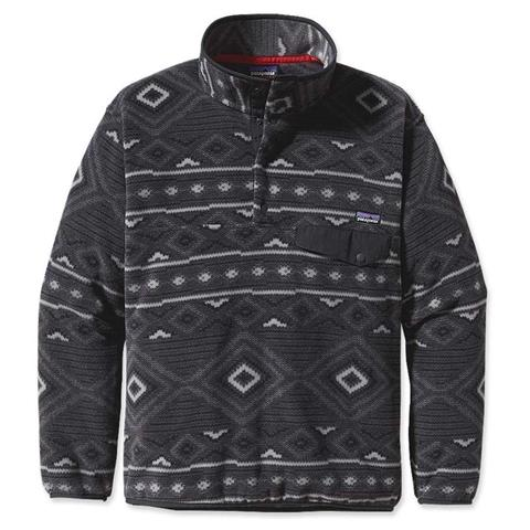 Patagonia Synchilla Snap T Pullover Mens