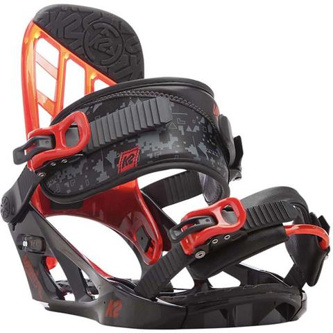 K2 Vandal Snowboard Binding Boys