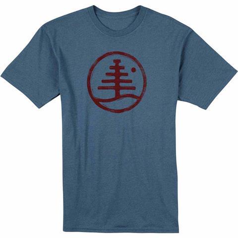 Burton Family Tree Recycled Slim Fit T Shirt Mens