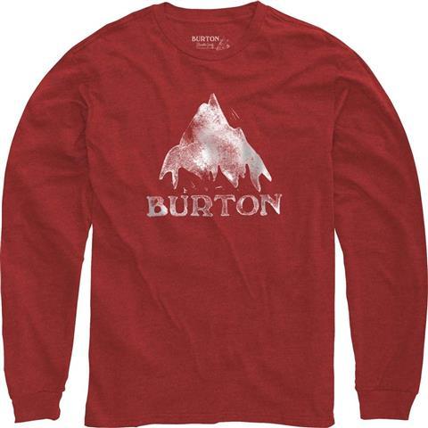 Burton Stamped Mountain LS Shirt Mens