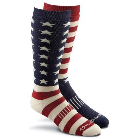 Fox River Mills Old Glory Midweight Socks