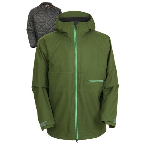 686 Smarty Network Jacket Mens