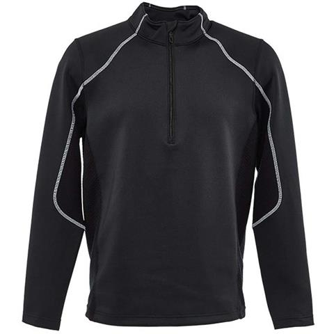 Spyder Halcyon Zip T Neck - Men's