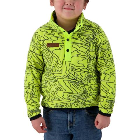 Obermeyer Kid's Boulder Fleece - Youth