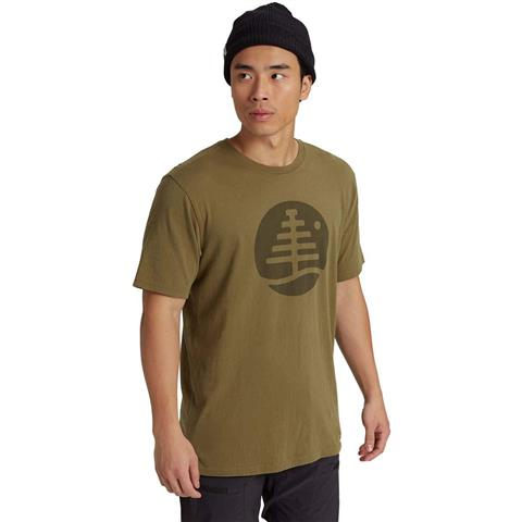 Burton Family Tree Short Sleeve T-Shirt - Men's