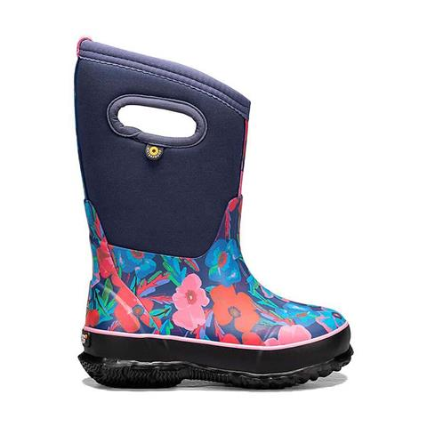 Bogs Classic Pansies Boot - Kid's