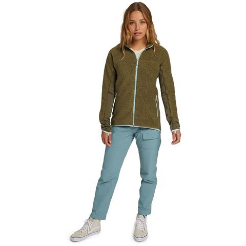 Burton Minturn Full-Zip Fleece - Women's