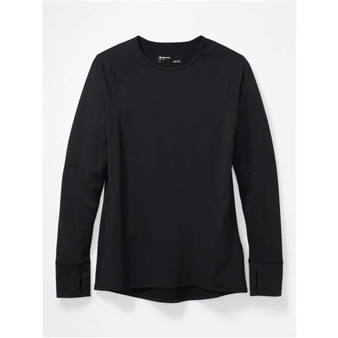 Marmot Baselayer LS Crew - Women's