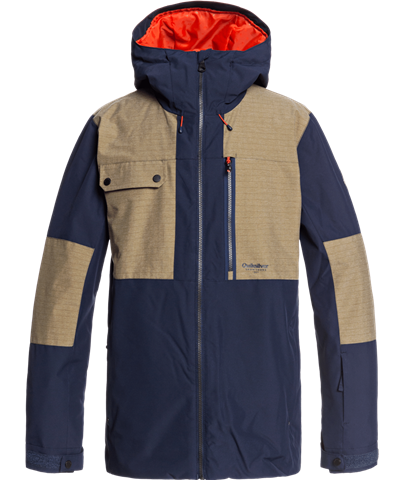 Quiksilver Tamarack Jacket - Men's