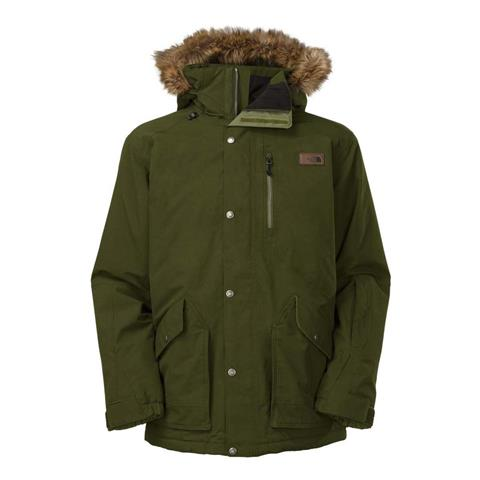 The North Face Norwade Insulated Parka Mens