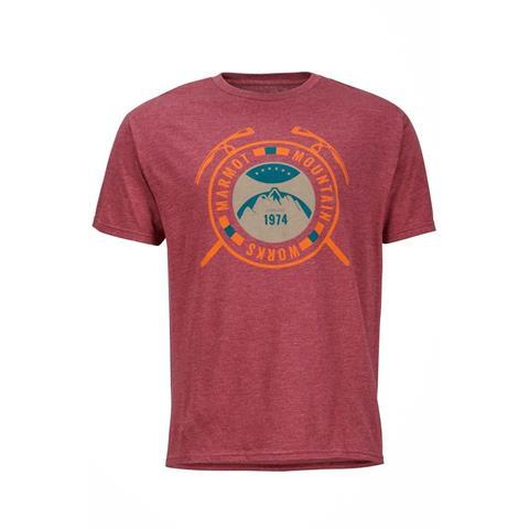 Marmot Top Rock Tee SS Mens