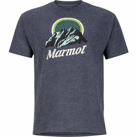 Marmot Pikes Peak Tee SS Mens