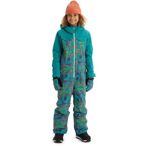 Burton Game Piece One Piece Girls