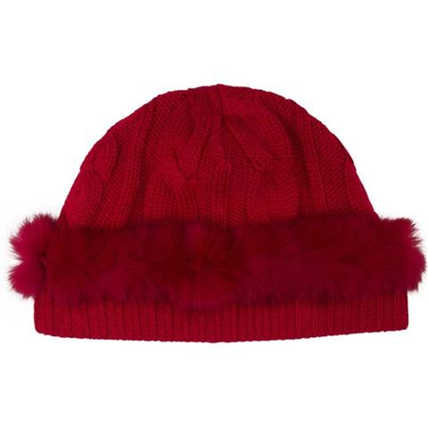 Nils Hat with Fur - Women's