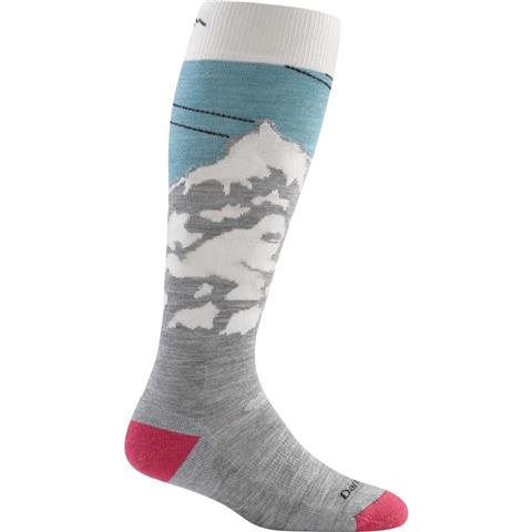 Darn Tough Yeti Over the Calf Cushion Socks Womens