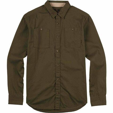 Burton Glade Long Sleeve Woven Shirt Mens