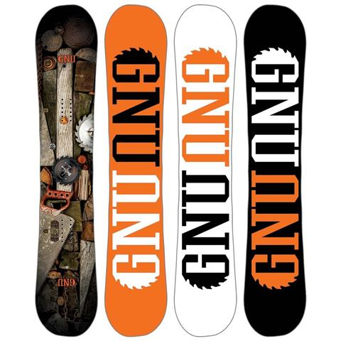 Gnu Riders Choice C2 BTX Snowboard Mens