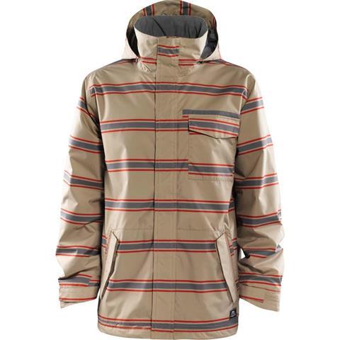 Foursquare Truss Jacket Mens