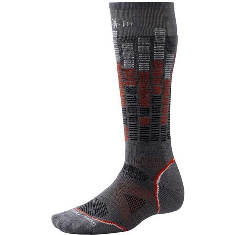 Smartwool PHD Snowboard Light Pattern Socks Mens