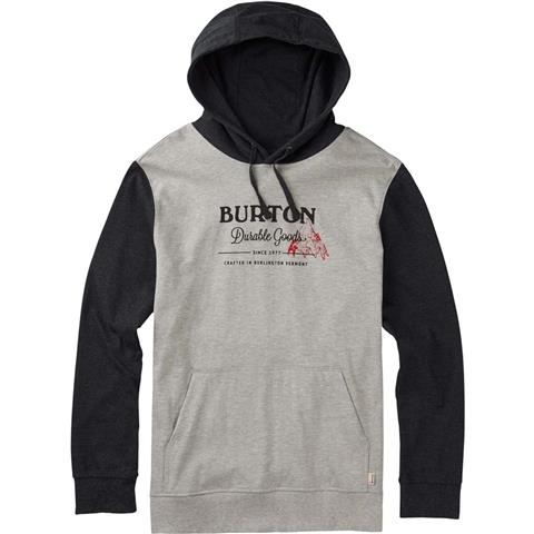 Burton Durable Goods Pullover Hoodie Mens