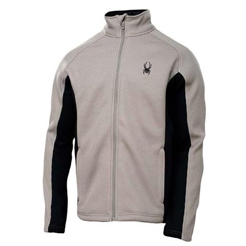Spyder Constant Full Zip Mid Weight Core Sweater Mens