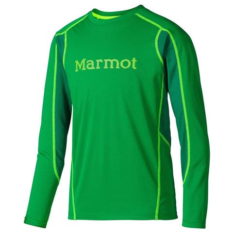 Marmot Windridge with Graphic LS Shirt Boys