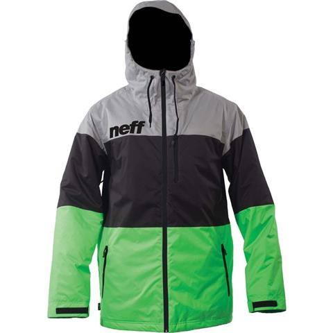 Neff Trifecta Jacket Mens