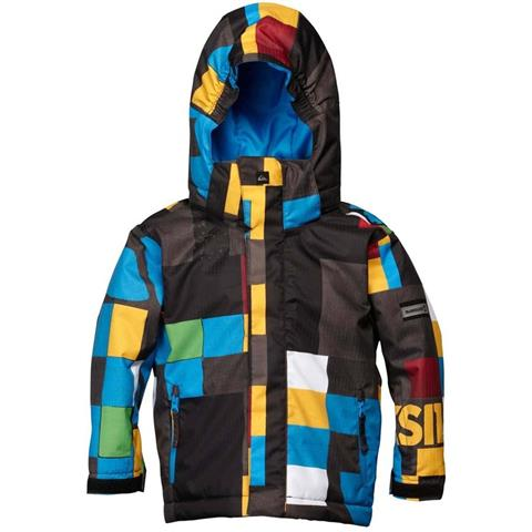 Quiksilver Little Mission Gurvel Jacket Boys