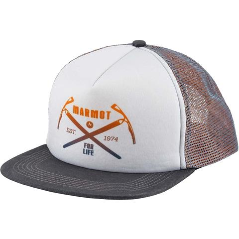 Marmot 5 on it Trucker