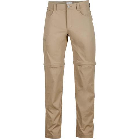 Marmot Transcend Convert Pant Short Mens