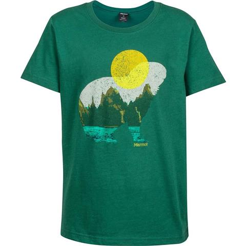 Marmot Alpine Zone Tee SS Boys
