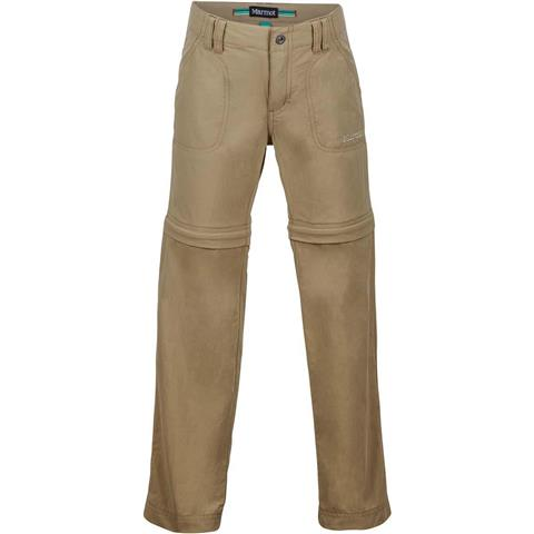 Marmot Lobos Convertible Pant Girls