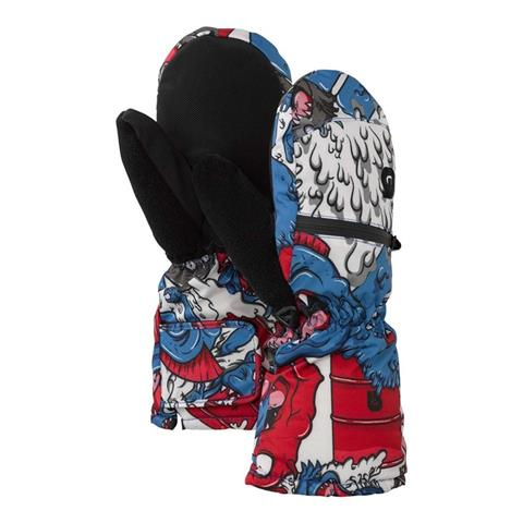 Burton Minishred Heaterpack Mitt Preschool