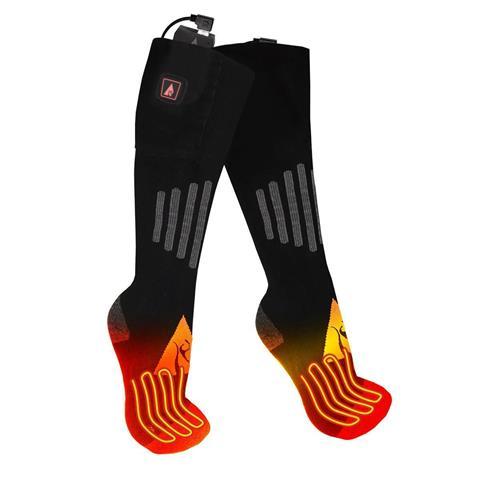ActionHeat 5V Battery Heated Wool Socks