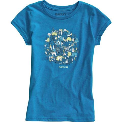 Burton Friends Of The Forest S/S Tee Girls