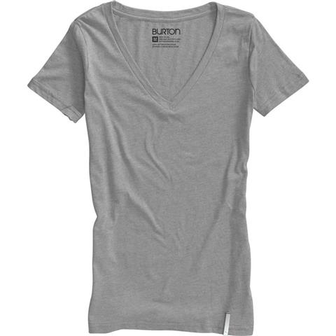 Burton Sadie Recycled V Neck Tee Womens